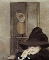 Bucci, Anselmo (1887-1955) Impression of Paris, 1910-26