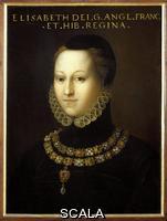 Altissimo, Cristofano dell' (1525 ca.-1605) Ritratto di Elisabetta I d'Inghilterra