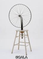Duchamp, Marcel (1887-1968) Bicycle Wheel ( 1951 after lost original of 1913)