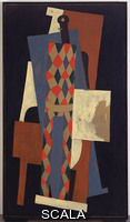 Picasso, Pablo (1881-1973) Arlecchino (Parigi, fine 1915)