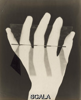 Stegemeyer, Elfriede (1908-1988) Photogram, 1933. Gelatin silver print, 8 7/16 × 6 15/16 in. (21.5 × 17.7 cm). Thomas Walther Collection. Gift of Imogen Cunningham and Max Radutzky, by exchange. Acc. no.: 238.2017