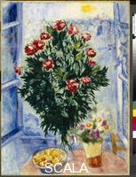 Chagall, Marc (1887-1985) Dream Village, 1929.
