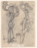 Gonzalez, Julio (1876-1942) Two Figures, 1938