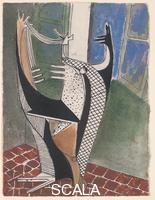 Gonzalez, Julio (1876-1942) Standing Figure, c. 1941