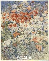 Hassam, Childe (1859-1935) The Island Garden, 1892