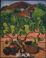 Herbin, Auguste (1882-1960) Untitled (Landscape), 1924