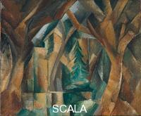 Braque, Georges (1882-1963) The Parc at Carrieres-Saint-Denis, 1909