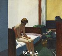 Hopper, Edward (1882-1967) Hotel Room, 1931