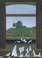 Magritte, Rene' (1898-1967) La clef des champs, 1936