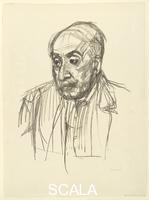 Kokoschka, Oskar (1886-1980) Max Liebermann, 1923