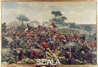 Legat R. (19th cent.) Battle of Calatafimi