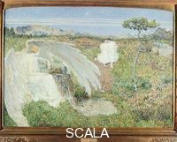 Segantini, Giovanni (1858-1899) Love at the Fountain of Life