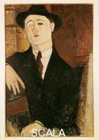Modigliani, Amedeo (1884-1920) Portrait of Paul Guillaume Seated, 1916