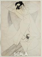 Severini, Gino (1883-1966) Ballerina spagnola, 1913 ca.