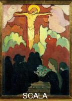 Denis, Maurice (1870-1943) Offering at Calvary