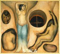 Rivera, Diego (1886-1957) Germination (Germinacion), 1926-27