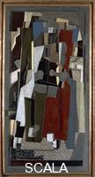 Braque, Georges (1882-1963) The Musician, 1917-18