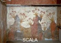 ******** Fresco from Thera: Spring