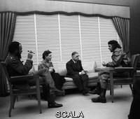 Korda (Diaz Gutierrez, Alberto, 1928-2001) Jean-Paul Sartre, Simone de Beauvoir et le Che a Cuba