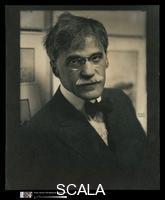 Steichen, Edward (1879-1973) Alfred Stieglitz at 291, 1915