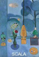 Matisse, Henri (1869-1954) The Blue Window. Issy-les Moulineaux, summer 1913