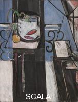 Matisse, Henri (1869-1954) Artist and Goldfish (Goldfish and Palette). Paris, winter 1914