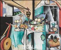 Matisse, Henri (1869-1954) Variation on a Still Life by de Heem (Nature morte d'apres 'La desserte' de Jan Davidsz de Heem), 1915