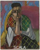 Matisse, Henri (1869-1954) Woman with a Veil, 1927