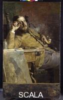 Segantini, Giovanni (1858-1899) Vittorio Grubicy de Dragon, second half of the 19th century
