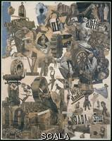 Hoech, Hannah (1889-1978) Cut with the Dada Kitchen Knife through the Last Weimar Beer-Belly Cultural Epoch in Germany, 1919