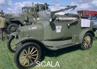 ******** 1917 Model T Ford army vehicle, Pickering Traction Engine Rally, North Yorkshire.