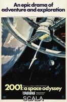 ******** Original Film Title: 2001: A Space Odyssey. English Title: 2001: A Space Odyssey. Italian Title: 2001 Odissea Nello Spazio. Film Director: Stanley Kubrick. Year: 1968.. 2001: A Space Odyssey. 2001: A Space Odyssey