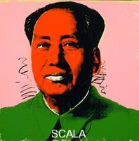 Warhol, Andy (1928-1987) Mao Tse-Tung, 1972