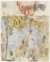Rauschenberg, Robert (1925-2008) Canto XIV: settimo girone, terza cerchia, i violenti contro Dio, la natura e l'arte, dalla serie 'Trentaquattro illustrazioni per l'Inferno di Dante', 1959-60
