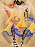 Severini, Gino (1883-1966) Danseuse, 1911