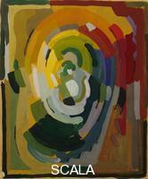 Gleizes, Albert (1881-1953) Etude pour les cadences ou Vers la lumiere, 1932