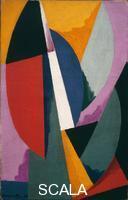 Magnelli, Alberto (1888-1971) Composition n° 0522, 1915