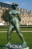 Maillol, Aristide (1861-1944) L'action enchainee, 1908