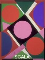 Herbin, Auguste (1882-1960) Cause, 1959