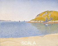 Signac, Paul (1863-1935) Port of Saint-Cast