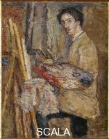 Ensor, James (1860-1949) Self-Portrait