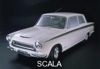 ******** 1964 Ford Lotus Cortina MK1.