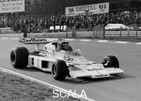 ******** James Hunt in McLaren-Ford M23, Brands Hatch, Kent, 1977.