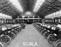 ******** The Ford factory, Manchester, c1911.
