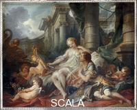 Boucher, Francois (1703-1770) Rinaldo and Armida
