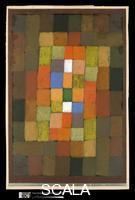 Klee, Paul (1879-1940) Static-Dynamic Gradation, 1923