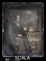 Southworth, Albert Sands (1811-1894) e Johnson Hawes, Josiah (1808-1901) Harriet Beecher Stowe, 1850 ca.