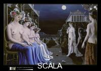 Delvaux, Paul (1897-1994) The Great Sirens, 1947