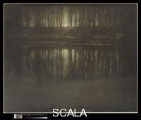 Steichen, Edward (1879-1973) The Pond-Moonrise, 1904
