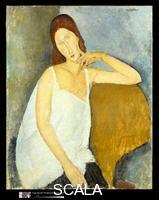 Modigliani, Amedeo (1884-1920) Jeanne Hebuterne, 1919